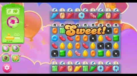 Candy Crush Jelly Saga Level 42 NO BOOSTER
