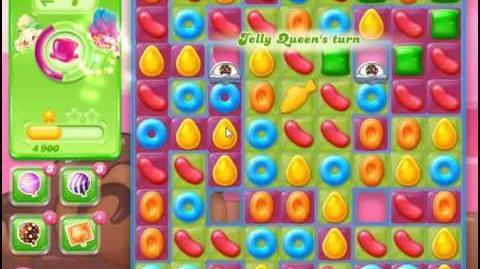 Candy Crush Jelly Saga Level 74 NO BOOSTER