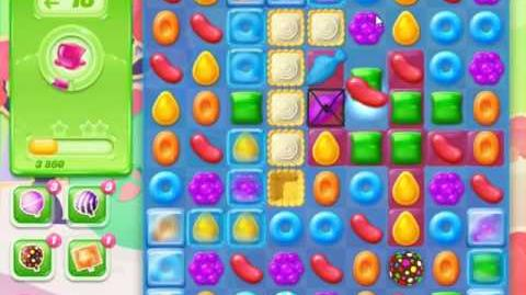 Candy Crush Jelly Saga Level 377 - NO BOOSTERS