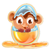 Monkling levels icon