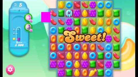 Candy Crush Jelly Saga Level 4 NEW (1st revision)