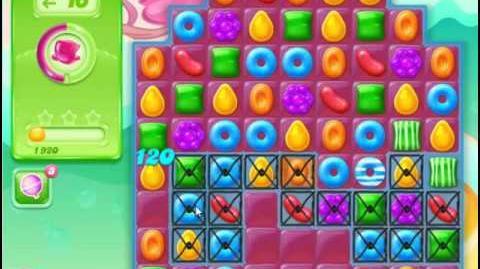 Candy Crush Jelly Saga Level 16 (Web)