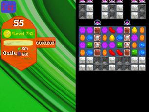 Super Saga Level 792