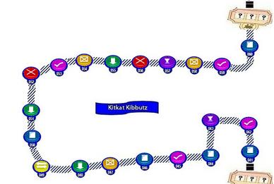 Episode 43 - Kitkat Kibbutz