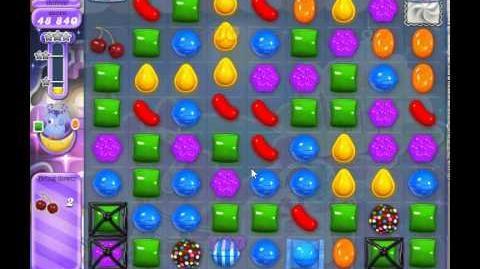 Candy Crush Saga Dreamworld Level 465(No boosters)