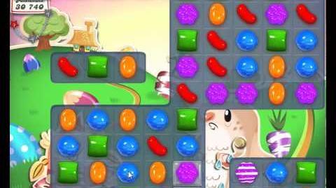 Candy Crush Saga Level 71