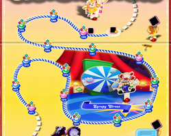 Syrupy Circus Map