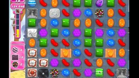Candy Crush Saga 821 by Francis Leung.(Not use any items