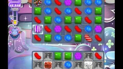 Candy Crush Saga Dreamworld Level 649 (No booster, 3 Stars)
