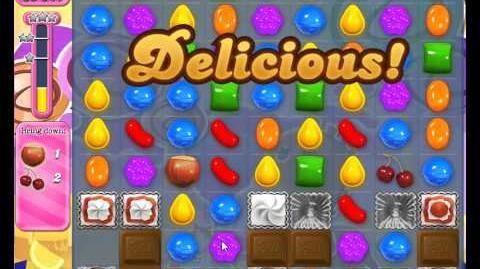 Candy Crush Saga Level 291