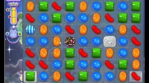 Candy Crush Saga Dreamworld Level 58 (Traumland)
