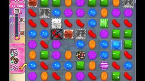 Candy Crush Saga Level 215 Walkthrough