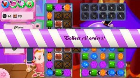 Candy Crush Saga Level 2582 NO BOSTERS