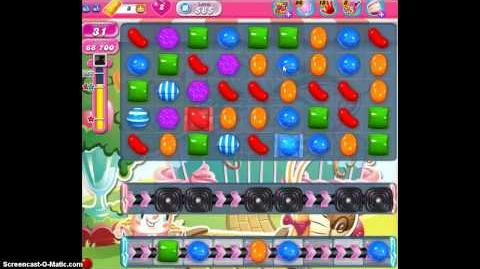 Candy Crush Saga Level 585 Walkthrough No Booster
