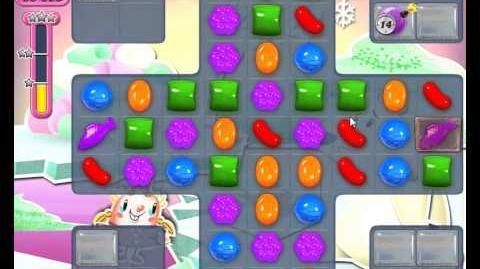 Candy Crush Saga Level 258