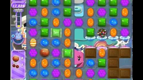 Candy Crush Saga Dreamworld Level 139 No Booster