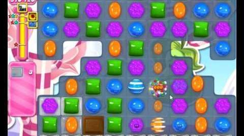 Candy Crush Saga Level 496 NO BOOSTER (2nd Version)