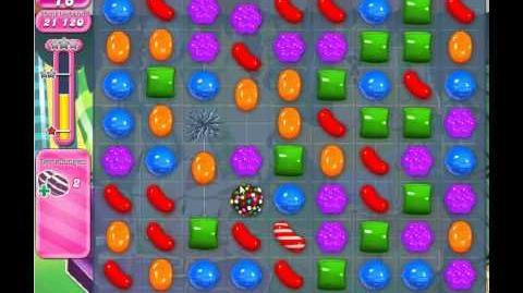 Candy Crush Saga Level 412-1