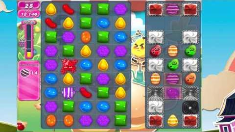 Candy Crush Saga Level 749 No Booster 3 stars 12 moves left