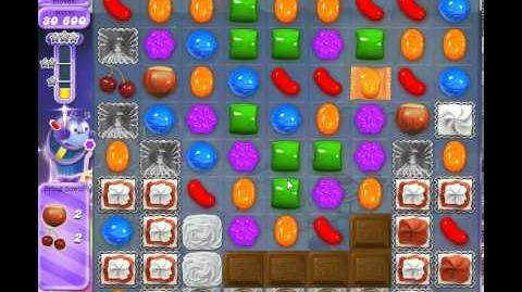 Candy Crush Saga Dreamworld Level 185 No Booster 3 Stars