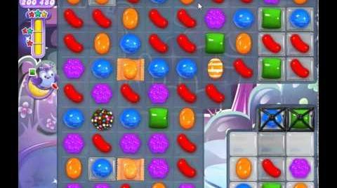 Candy Crush Saga Dreamworld Level 641 (Traumwelt)