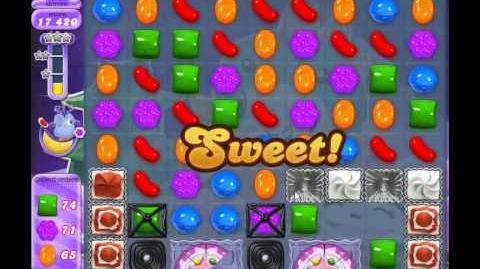 Candy Crush Saga Dreamworld Level 377 (3 star, No boosters)