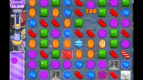 Candy Crush Saga Dreamworld Level 306 (Traumwelt)