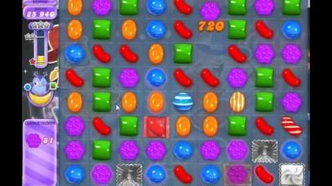 Candy Crush Saga Dreamworld Level 306 (Traumwelt)