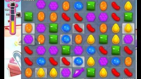 Candy Crush Saga Level 608 NEW