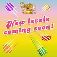 New levels announcement 113