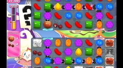 Candy Crush Saga Level 660