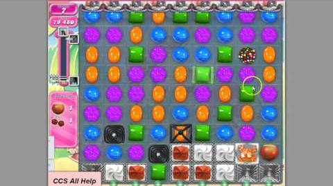 Candy crush Saga Level 631 NEW