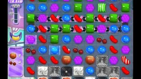 Candy Crush Saga Dreamworld Level 598 (Traumwelt)