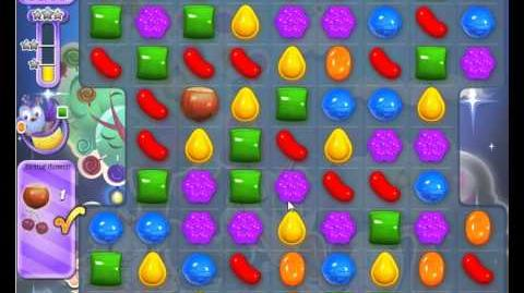 Candy Crush Saga Dreamworld Level 60 (Traumland)