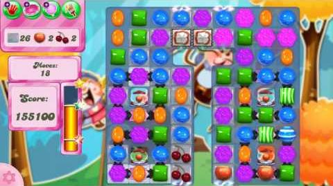 Candy Crush Saga LEVEL 2434 NO BOOSTERS (new version)