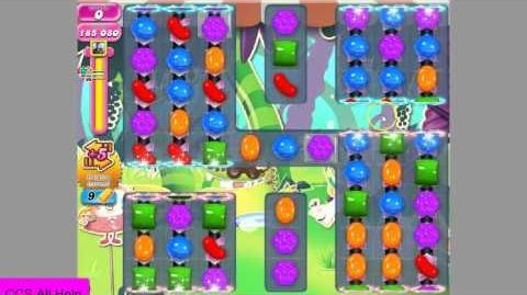 Candy Crush Saga level 977 No Boosters