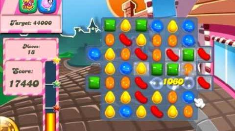Candy Crush Saga Level 9