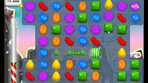 Candy Crush Saga Level 108