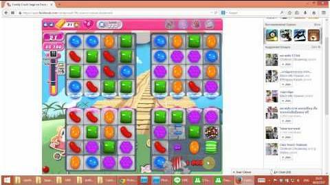 Candy crush saga level 323
