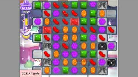 Candy Crush DREAMWORLD Level 355 3*