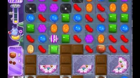 Candy Crush Saga Dreamworld Level 368 (Traumwelt)