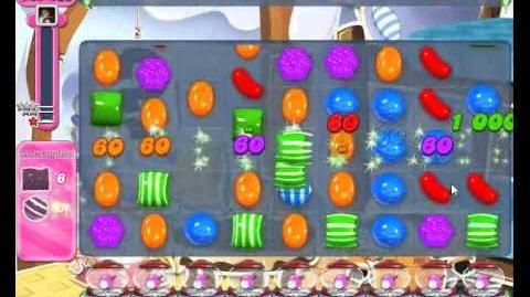 Candy Crush Saga Level 829 NEW