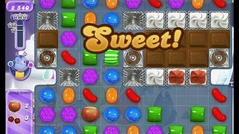 Candy Crush Saga Dreamworld Level 249 - 3 Stars NB