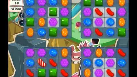 Candy crush saga level 33