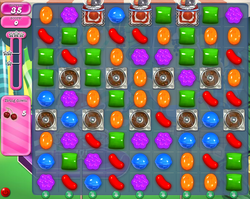 Reality level 422 (without toffee tornado)