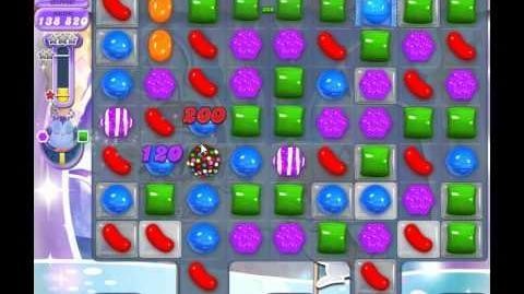 Candy Crush Saga Dreamworld Level 513 (No booster)