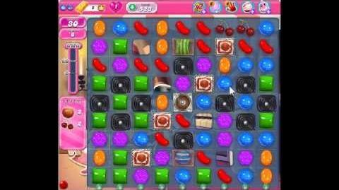 Candy Crush Saga Level 523 ★ NO BOOSTER