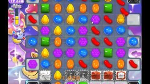 Candy Crush Saga Dreamworld Level 545 (Traumwelt)