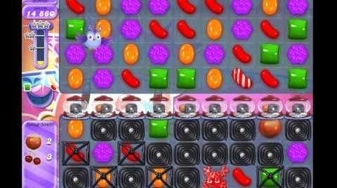 Candy Crush Saga Dreamworld Level 611 (No booster)