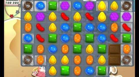 Candy Crush Saga Level 167 OLD ALT